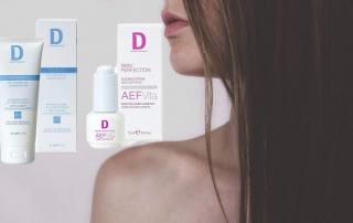 dermophisiologique aqualife e aefvita linee skin care