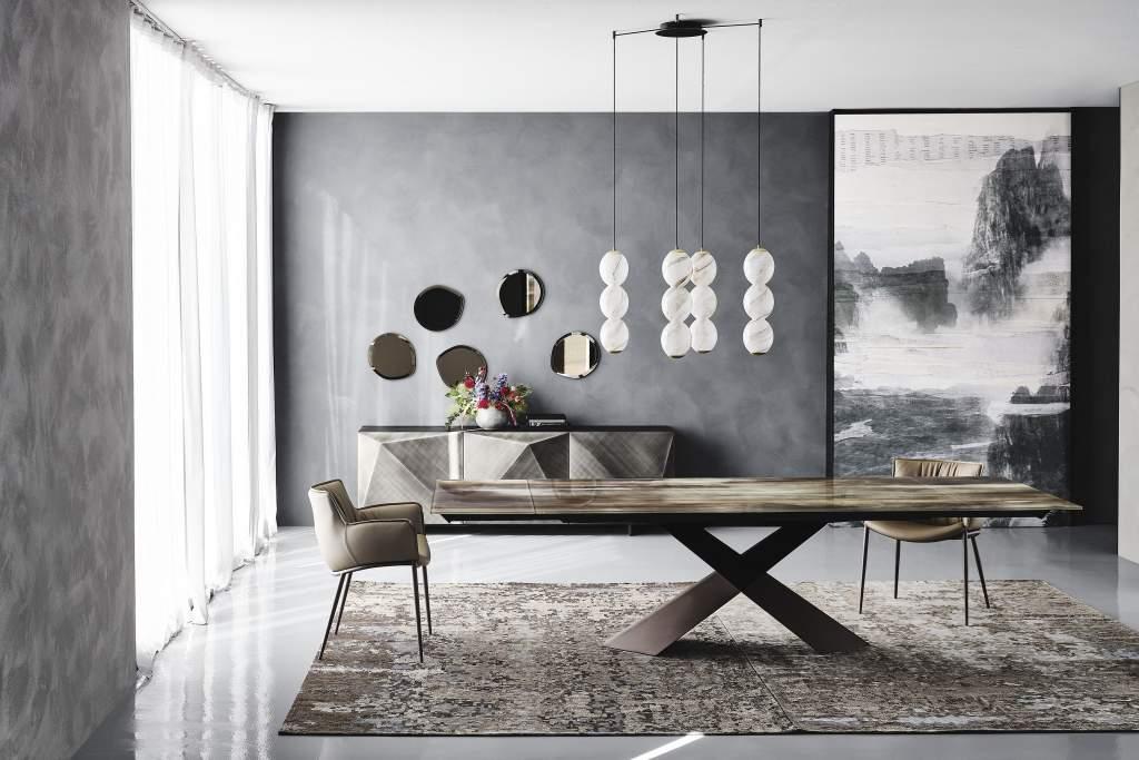 Nuova collezione CATTELAN, mobili e arredamento