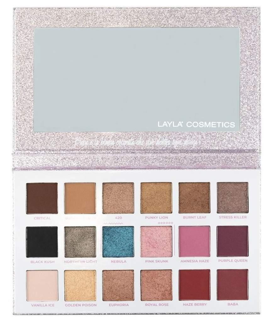 Layla Cosmetics, grande passione per il beauty