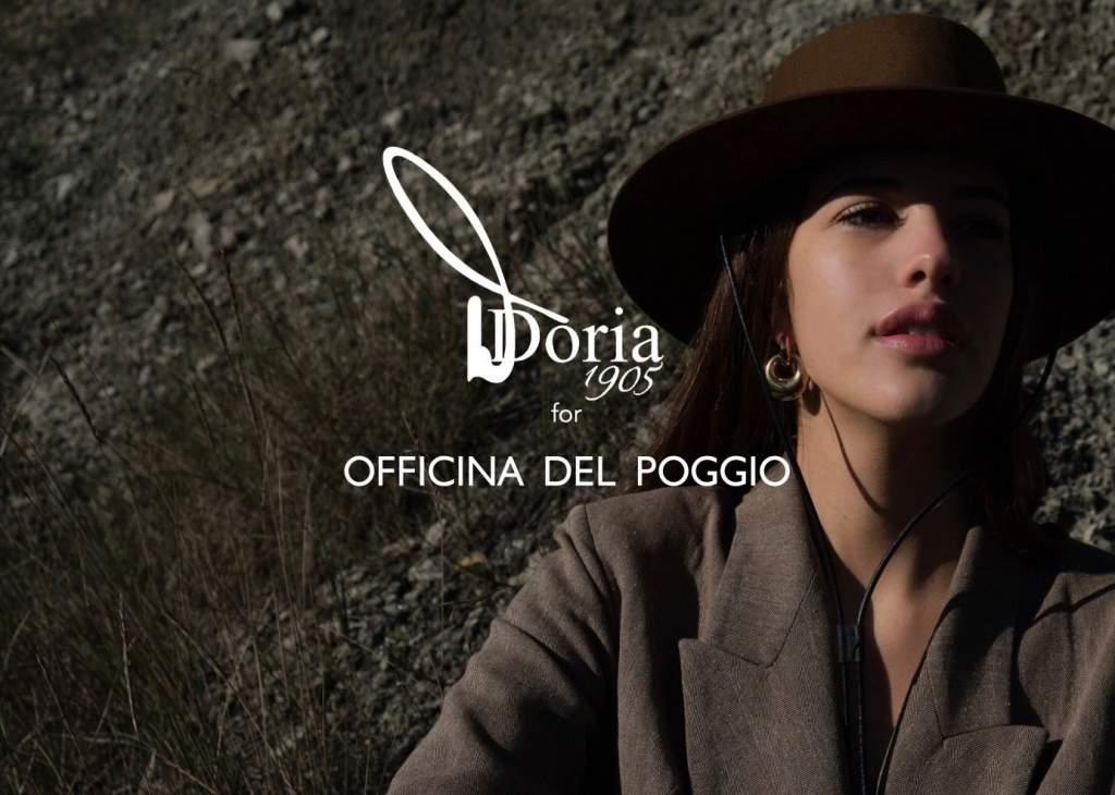 Doria 1905 e Officina del Poggio: nuova collezione