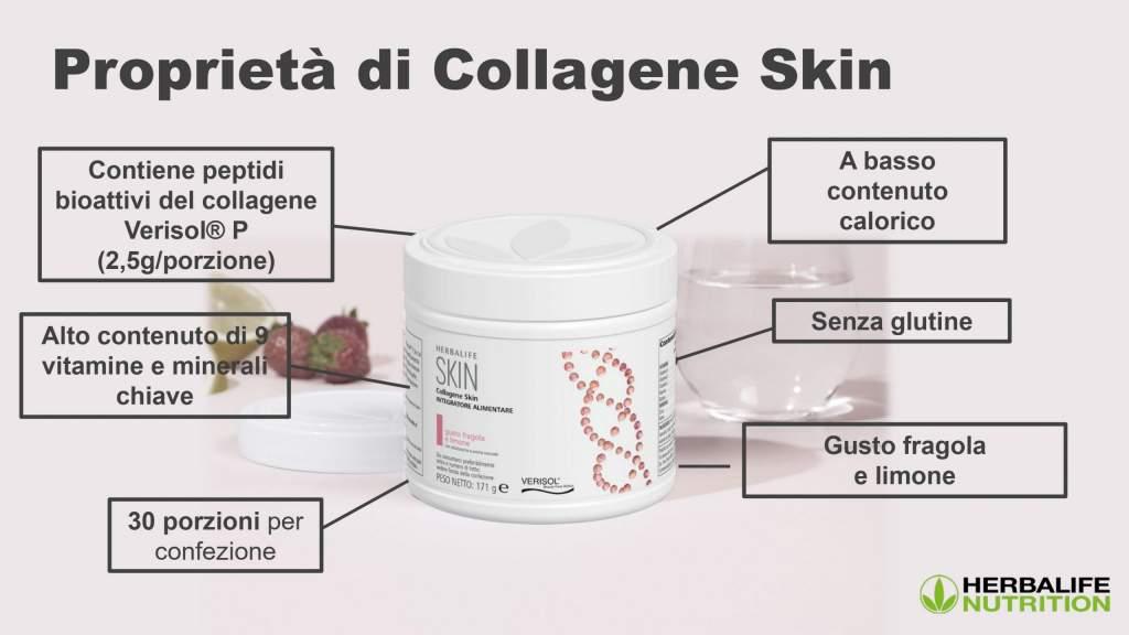 Collagene Skin: nuovo prodotto Herbalife Nutrition