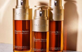 Clarins Double Serum, nuovo maxi formato