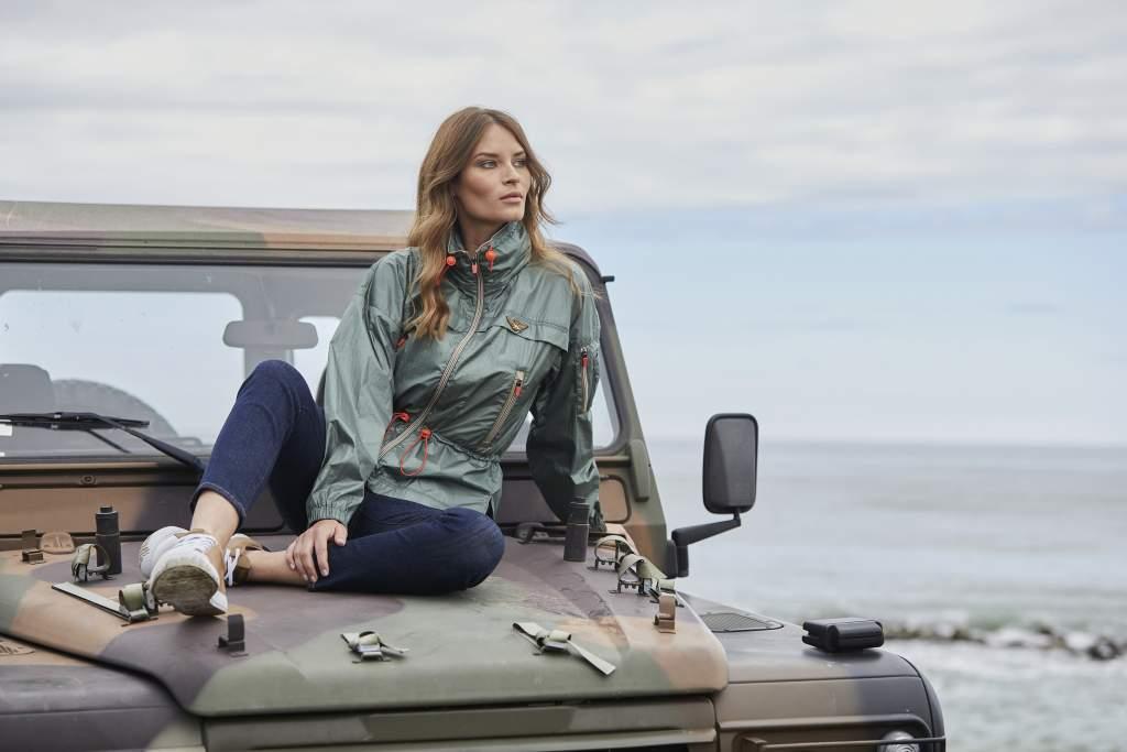 Aeronautica Militare, collezione donna Primavera/Estate 2021