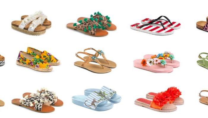 Emanuela Biffoli: sandali originali per S/S21