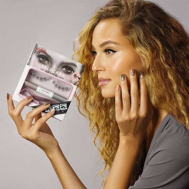 Kiss Eyeliner Magnetico e Falscara per uno sguardo irresistibile