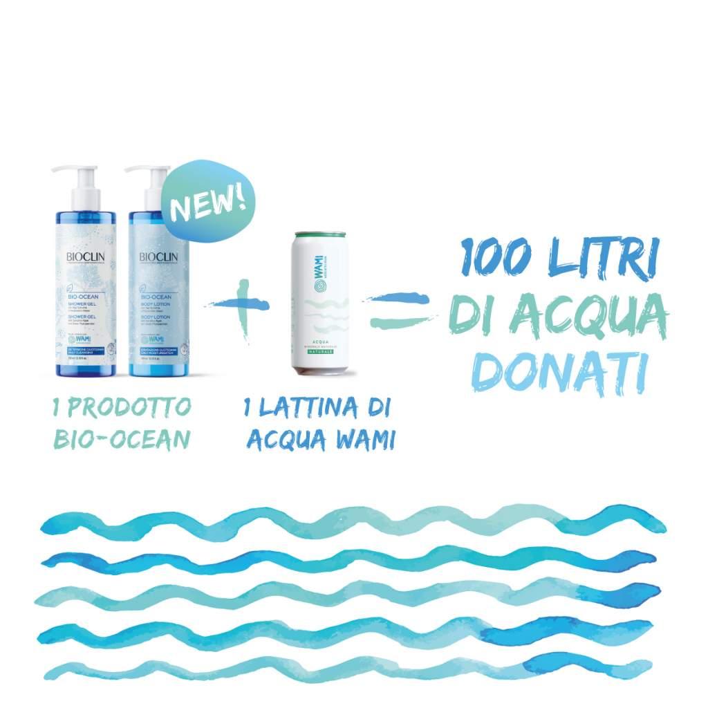 Bioclin lancia la nuova linea corpo BIO-OCEAN