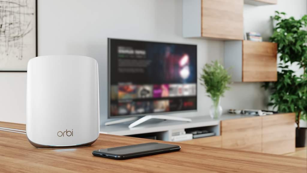 Netgear: Orbi Wi-Fi 6 RBK353, sintesi di efficienza e stile
