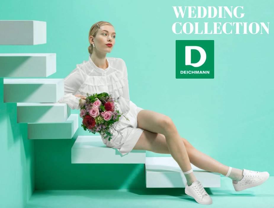Deichmann lancia la sua prima Collezione da sposa