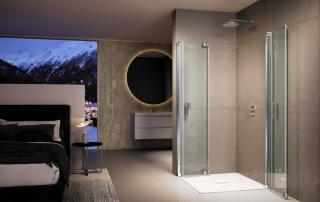 Provex: cabine doccia salvaspazio