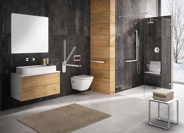 Provex: Serie 500 per un bagno senza barriere