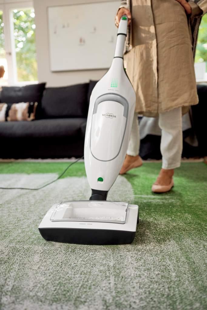 Folletto: consigli per la pulizia dei tappeti