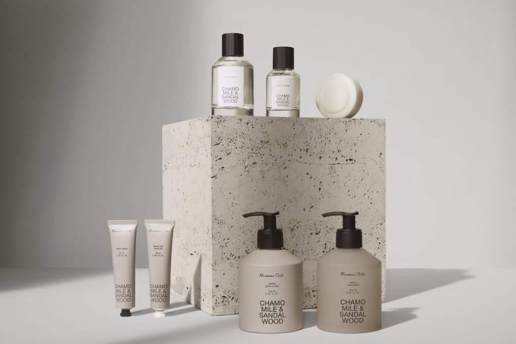 Massimo Dutti Body Care Collection, la prima linea corpo