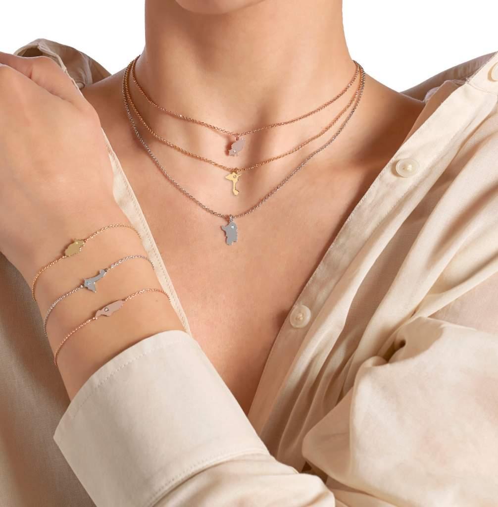 Katerina Ravizza Milano I-Land Lover, gioielli dedicati ai luoghi del cuore