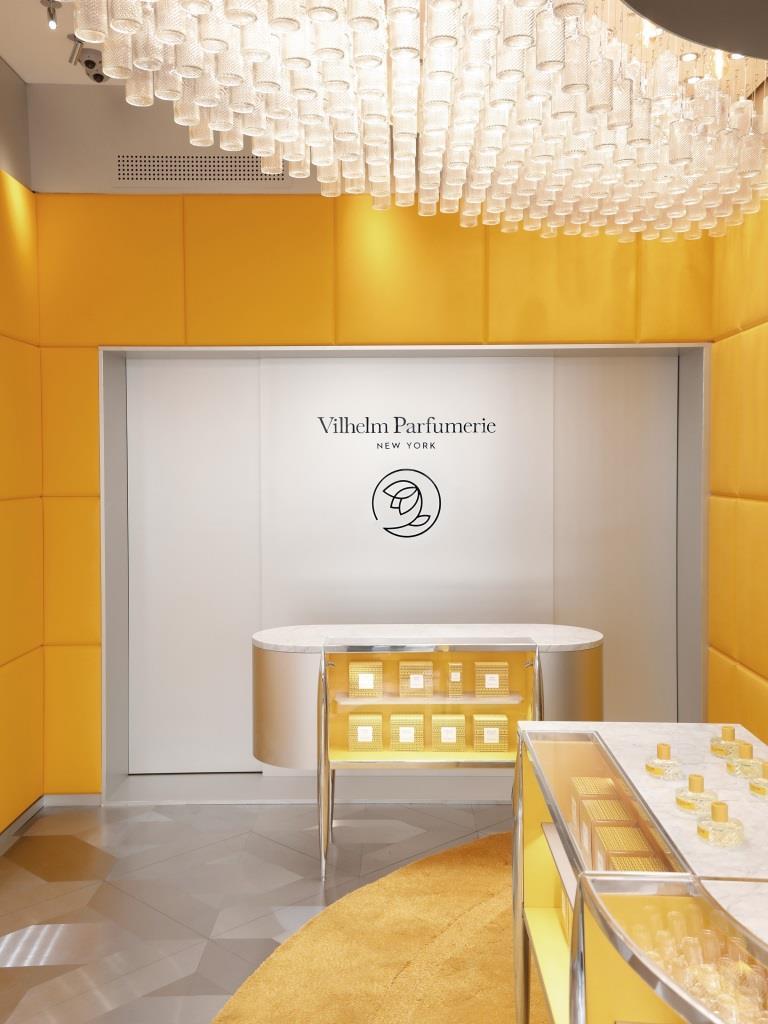 Vilhelm Parfumerie apre lo store parigino