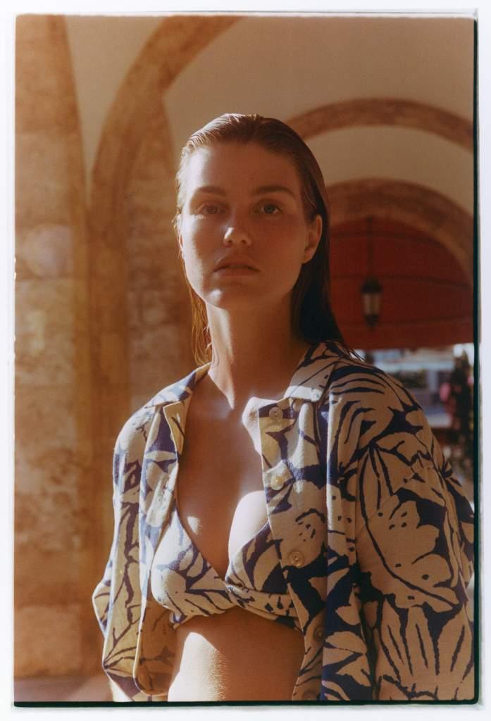 Oysho, collezione beachwear Mediterranean Summer