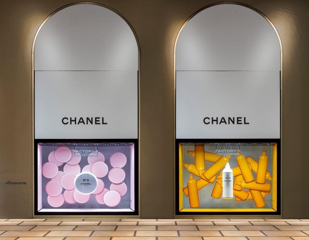 Chanel Factory 5, la nuova collezione che celebra N°5