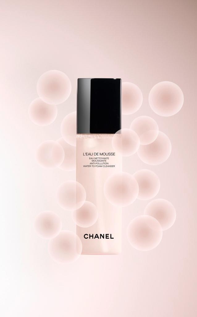 Chanel L'Eau De Mousse: la novità per la skincare da non perdere