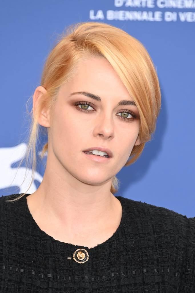 Make up Chanel di Kristen Stewart al Festival del Cinema di Venezia 2021