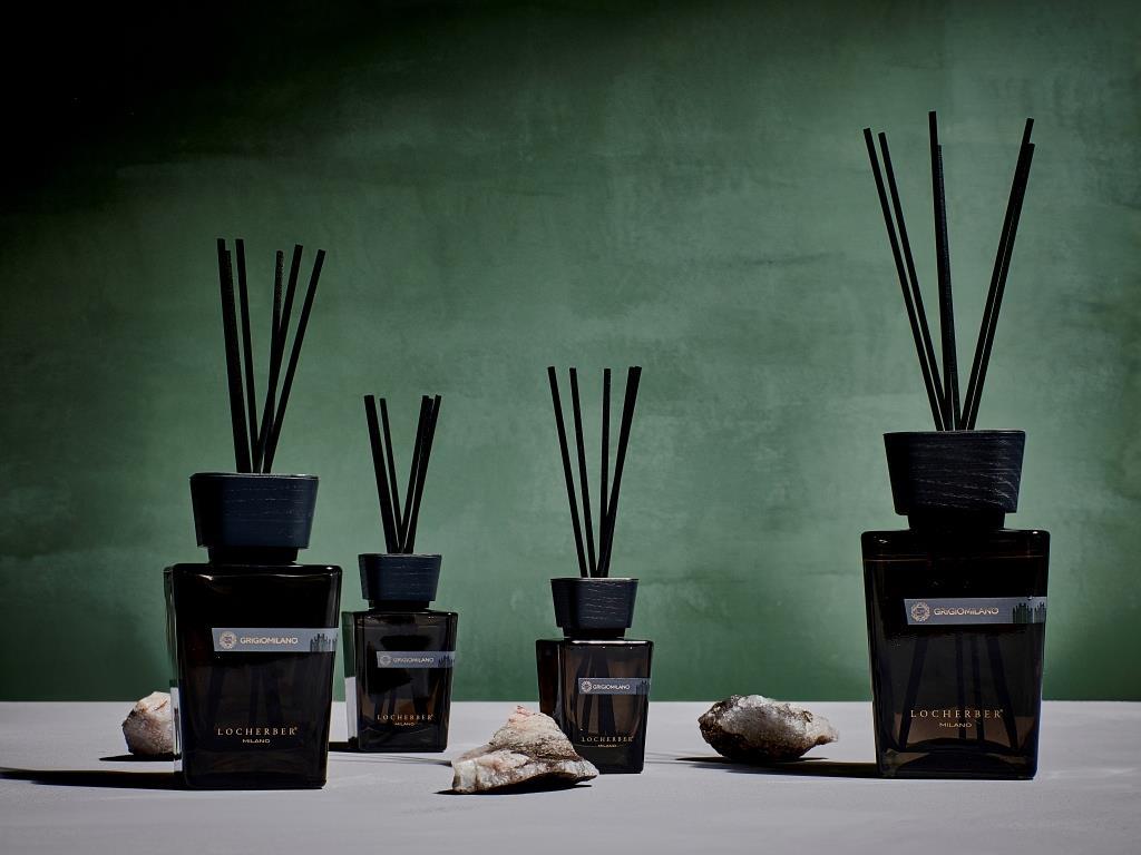 Locherber Milano presenta la nuova fragranza Grigio Milano