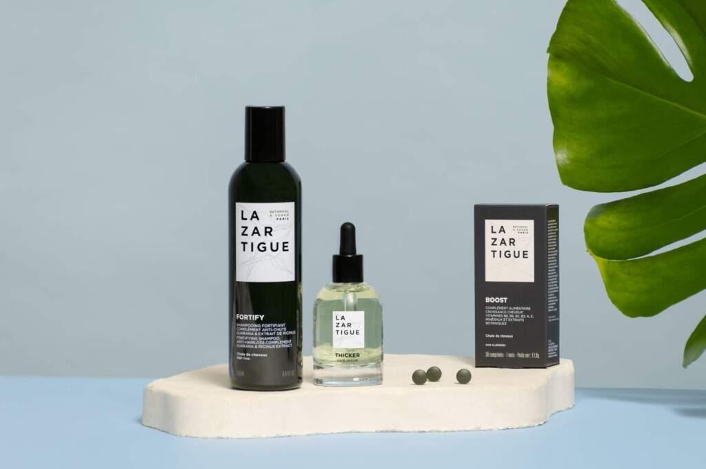 Novità Lazartigue ed SVR prodotti capelli anti-caduta e skincare anti-acne